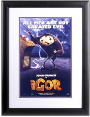 Igor Framed 11x17 Movie Poster Print