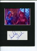 Imelda Staunton Disney Maleficent Harry Potter Signed Autograph Photo Display