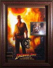 Indiana Jones and the Kingdom of Crystal Skull Signed Displa