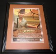 Indiana Jones Emperor's Tomb 2003 Framed 11x14 ORIGINAL Vintage Advertisement