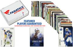 Indianapolis Colts Team Trading Card Block/50 Card Lot