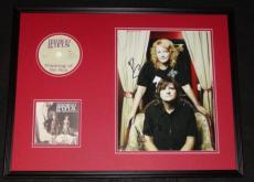 Indigo Girls Signed Framed 18x24 CD & Photo Display Amy Ray Emily Saliers B