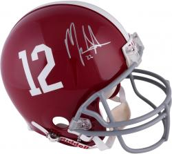 Mark Ingram Alabama Crimson Tide Autographed Riddell Pro-Line Authentic Helmet