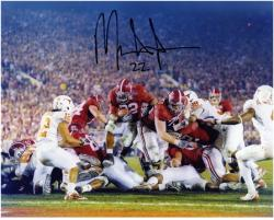 Mark Ingram Alabama Crimson Tide 2010 BCS National Champions Autographed 8'' x 10'' Photograph - Mounted Memories