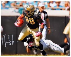 Mark Ingram Autographed Photograph - 16x20 Mounted Memories