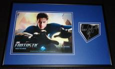 Ioan Gruffudd Signed Framed 12x18 Photo Display Fantastic Four