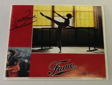 "Irene Cara Inscribed ""best Wishes"" Signed Fame 11x14 Photo Jsa"