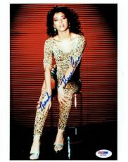 Irene Cara Signed Authentic Autographed 8x10 Photo PSA/DNA #X47091