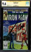 Iron Man #173 Cgc 9.6 Oww Ss Stan Lee Signed Sig Series #1508462008
