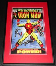 Iron Man #47 Framed 10x14 Cover Poster Photo