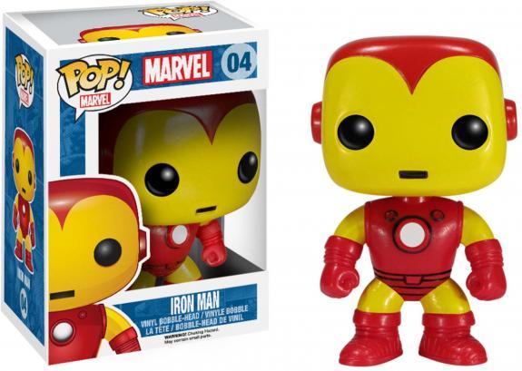 Ironman Marvel #04 Funko Pop!