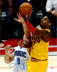 Kyrie Irving Autographed 16x20 Photo