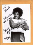 Isabel Sanford-signed photo- Pose 15A -- JSA COA