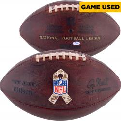 Josh Gordon Cleveland Browns First Reception Game-Used Football November 23, 2014 vs. Atlanta Falcons