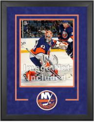 "New York Islanders Deluxe 16"" x 20"" Vertical Photograph Frame - Mounted Memories"