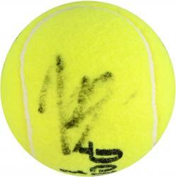 John Isner & Sam Querrey Dual Autographed Tennis Ball