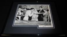 It Started With a Kiss Cast Signed Framed 11x14 Photo Display JSA Ford Gabor