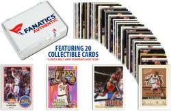 Allen Iverson Philadelphia 76ers Collectible Lot of 20 NBA Trading Cards