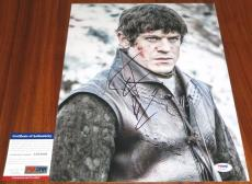 Iwan Rheon Signed 11x14 Game of Thrones Ramsay Bolton PSA/DNA