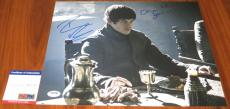 Iwan Rheon Signed 11x14 Game of Thrones Ramsay Bolton w/Quote PSA/DNA