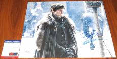 Iwan Rheon Signed 11x14 Ramsay Bolton Game of Thrones Misfits PSA/DNA