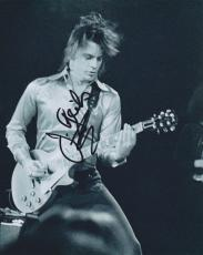 J Geils Signed Autographed 8x10 Photo The J Geils Band Lead Guitarist COA A