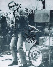 J Geils Signed Autographed 8x10 Photo The J Geils Band Lead Guitarist COA B