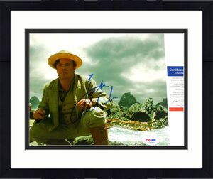 Jack Black Autographed 8x10 Color Photo (king Kong) Psa/dna!
