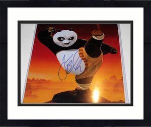 JACK BLACK signed (KUNG FU PANDA) 11X14 movie photo *PO* W/COA