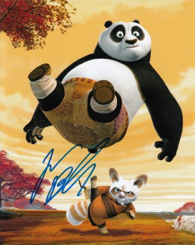 JACK BLACK signed (KUNG FU PANDA) Movie 8X10 *PO* photo W/COA TENACIOUS D #4