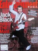 Jack Black Signed NL ENTERTAINMENT EW Magazine JSA