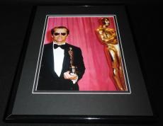 Jack Nicholson 1976 Academy Awards Oscar Framed 8x10 Photo Poster