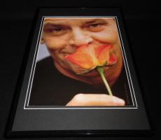 Jack Nicholson 1996 Framed 11x17 Photo Poster Display