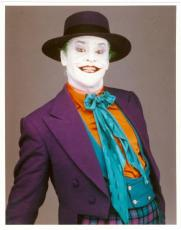 Jack Nicholson 8x10 photo glossy Image #4 Batman The Joker