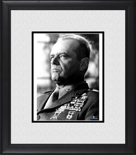 "Jack Nicholson A Few Good Men Framed 8"" x 10"" Photograph"