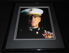 Jack Nicholson A Few Good Men Framed 8x10 Photo Poster