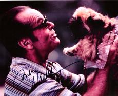"JACK NICHOLSON as MELVIN UDALL in ""AS GOOD AS IT GETS"" Signed 10x8 Color Photo"