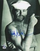"""Jack Nicholson Autographed 11"""" x 14"""" In Sailors Hat Photograph - BAS"""