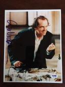 "Jack Nicholson, ""Autographed"" 8x10 Photo (PSA / DNA) (Tough Autograph)"
