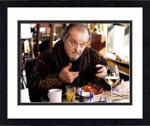 Jack Nicholson Autographed The Departed 11x14 Poster Photo RACC TS AFTAL UACC
