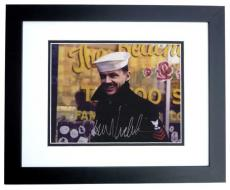 Jack Nicholson Autographed The Last Detail 8x10 Photo BLACK CUSTOM FRAME