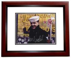 Jack Nicholson Autographed The Last Detail 8x10 Photo MAHOGANY CUSTOM FRAME