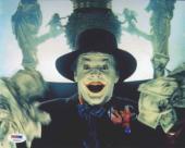 Jack Nicholson Batman Autographed Signed 8x10 Photo Certified Authentic PSA/DNA