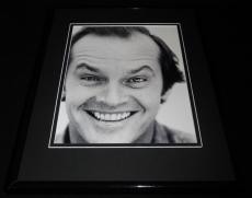Jack Nicholson big smile Framed 8x10 Photo Poster