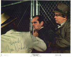 Jack Nicholson Chinatown Signed 8x10 Lobby Card Photo BAS #D43205