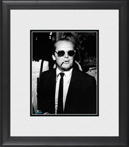 "Jack Nicholson Framed 8"" x 10"" in Shades Photograph"