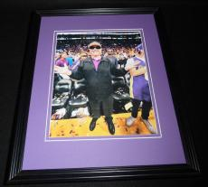 Jack Nicholson Framed 8x10 Photo Poster LA Lakers