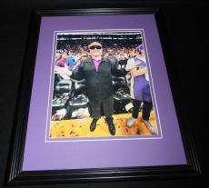 Jack Nicholson Framed 8x10 Photo Poster LA Lakers