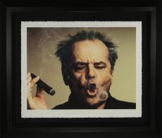 Jack Nicholson I AM WHO I AM Original Numbered Photograph Fr