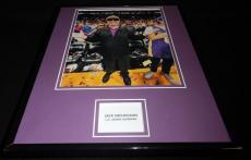 Jack Nicholson LA Lakers Framed 11x14 Photo Display